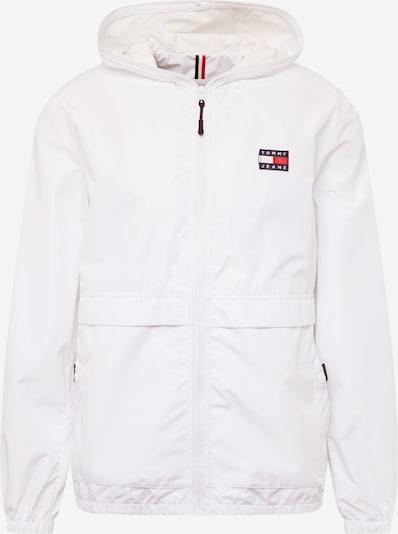 Tommy Jeans Jacke in weiß, Produktansicht