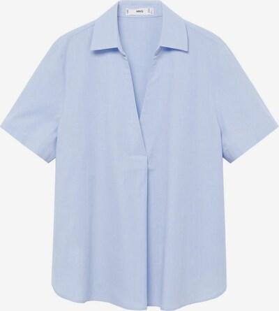 MANGO Blúzka - dymovo modrá, Produkt