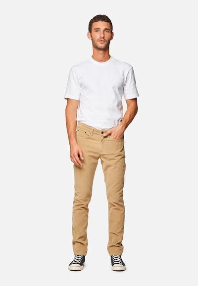 STONES 5-Pocket-Hose 'MR. HARTNETT' in beige, Modelansicht