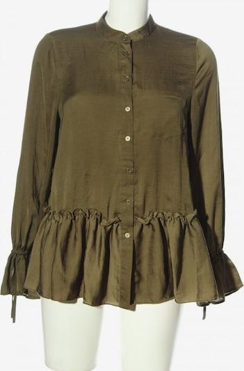 find. Hemd-Bluse in S in khaki, Produktansicht