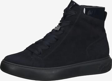 PETER KAISER High-Top Sneakers in Black