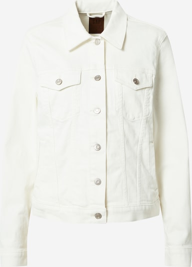 GAP Prehodna jakna | bela barva, Prikaz izdelka