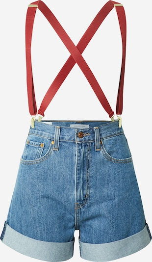LEVI'S Shorts  'MISTY'S POKEMON' in blue denim, Produktansicht