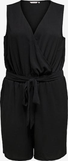 ONLY Carmakoma Jumpsuit in de kleur Zwart, Productweergave