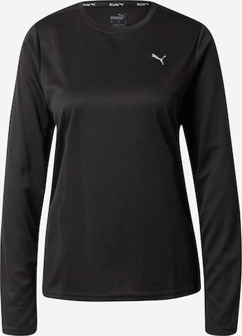 PUMA Functioneel shirt in Zwart