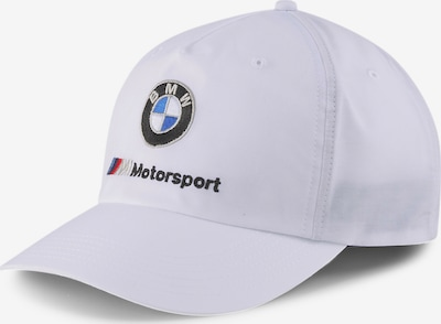 PUMA Sportpet 'BMW' in de kleur Blauw / Zwart / Wit, Productweergave