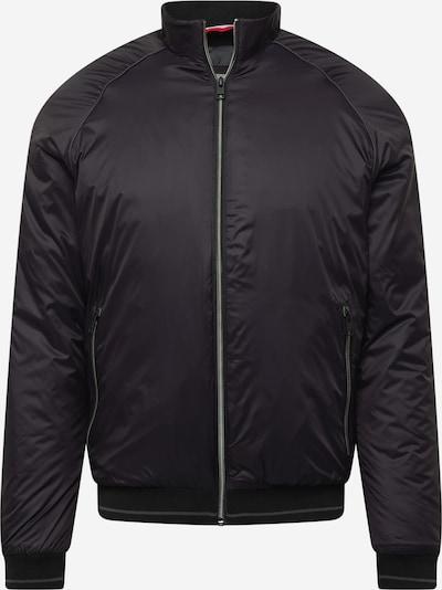JACK & JONES Φθινοπωρινό και ανοιξιάτικο μπουφάν 'EVAN' σε μαύρο, Άποψη προϊόντος