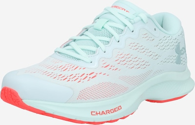 UNDER ARMOUR Running shoe 'Charged Bandit 6' in azure / orange red, Item view