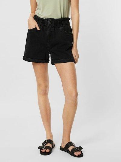 VERO MODA Jeans 'NINETEEN' in schwarz, Modelansicht