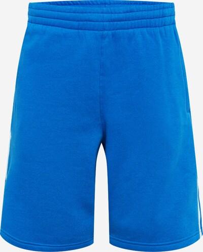 ADIDAS ORIGINALS Sweatshorts in blau / weiß, Produktansicht