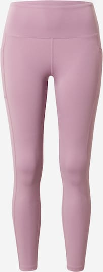 Marika Spodnie sportowe w kolorze różowy pudrowym, Podgląd produktu