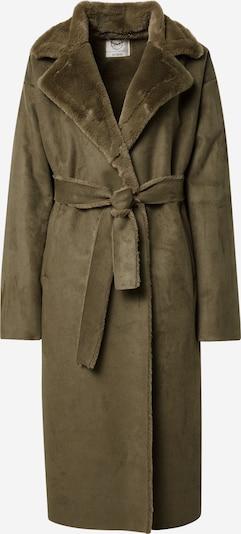 Guido Maria Kretschmer Collection Between-Seasons Coat 'Samara' in Khaki, Item view