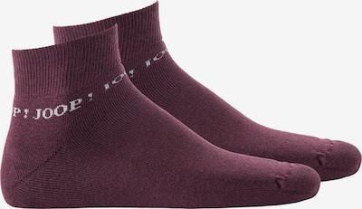 JOOP! Socken in rotviolett, Produktansicht