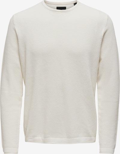 Only & Sons Пуловер 'PANTER' в мръсно бяло, Преглед на продукта
