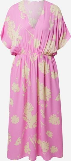 Samsoe Samsoe Klänning 'Andina' i gul / rosa, Produktvy
