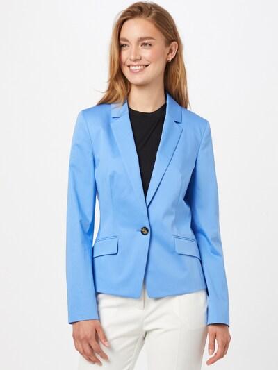 HUGO Blazer 'Alaias' en azul ahumado, Vista del modelo