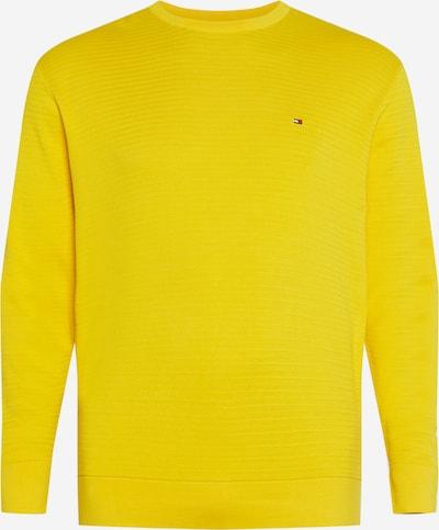 TOMMY HILFIGER Пуловер в жълто, Преглед на продукта