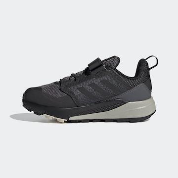 adidas Terrex Flats in Grey
