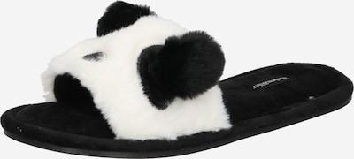 Hunkemöller Papuče 'Panda' - čierna / biela, Produkt