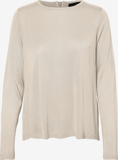 VERO MODA Pullover 'Vica' in greige, Produktansicht
