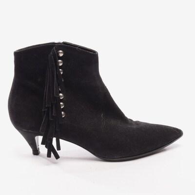 Saint Laurent Stiefeletten in 38,5 in schwarz, Produktansicht