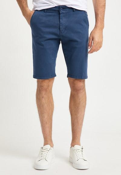 DreiMaster Vintage Pantalon en marine, Vue avec modèle
