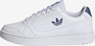ADIDAS ORIGINALS Baskets 'NY 90' en bleu / blanc, Vue avec produit
