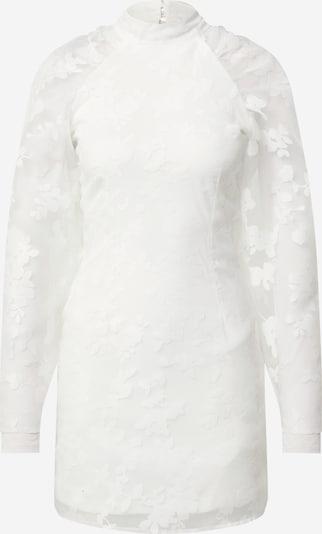 Gina Tricot Robe 'Ylva' en blanc cassé, Vue avec produit