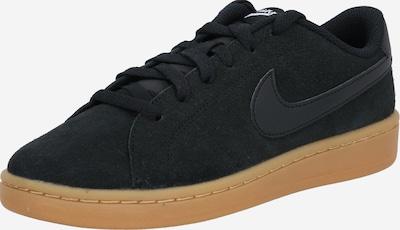 Sneaker low 'Court Royale 2' Nike Sportswear pe negru, Vizualizare produs