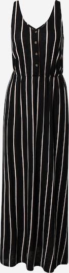 TOM TAILOR DENIM Kleid in schwarz / weiß, Produktansicht