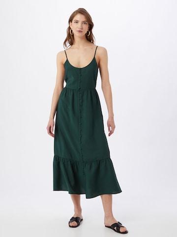 ABOUT YOU Kleit 'Lea', värv roheline