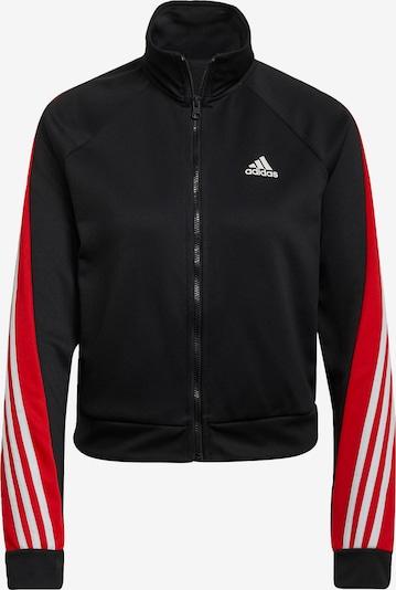 ADIDAS PERFORMANCE Tréningový komplet - červená / čierna / biela, Produkt
