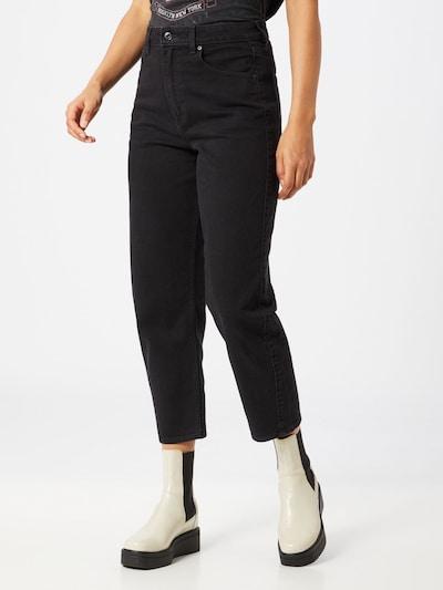 Džinsai 'Barrel' iš GAP , spalva - juoda, Modelio vaizdas
