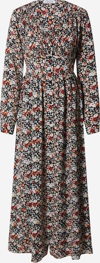 EDITED Robe 'Frederika' en mélange de couleurs, Vue avec produit