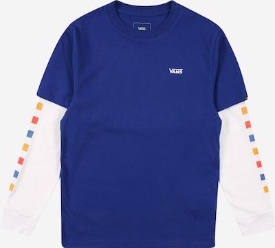 VANS Shirt in blau / gelb / rot / weiß, Produktansicht