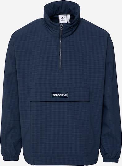 ADIDAS ORIGINALS Prechodná bunda - námornícka modrá / kobaltovomodrá / mätová / biela, Produkt