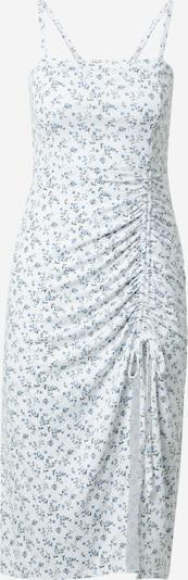 HOLLISTER Рокля в опушено синьо / зелено / бяло, Преглед на продукта