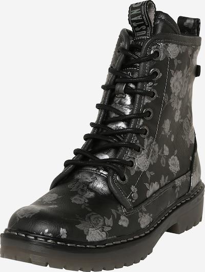 MUSTANG Čizme u grafit siva / srebrno siva, Pregled proizvoda