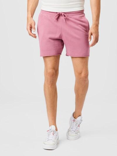 HOLLISTER Kalhoty - pink, Model/ka