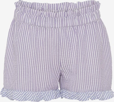 A-VIEW Hose in lila / weiß, Produktansicht