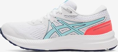 ASICS Chaussure de course 'Gel-Contend 7' en bleu / rouge / blanc, Vue avec produit