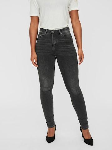 VERO MODA Jeans 'SOPHIA' in Grey