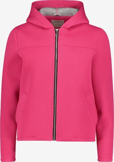 Amber & June Übergangsjacke mit Kapuze in pink, Produktansicht