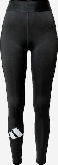 ADIDAS PERFORMANCE Pantalon de sport 'TF ADILIFE T' en noir, Vue avec produit