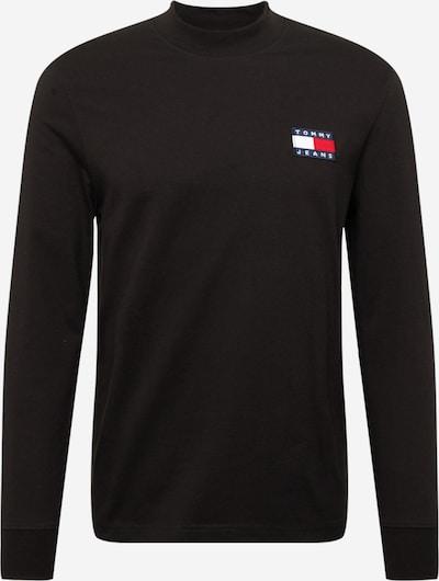 Tommy Jeans Shirt in de kleur Navy / Rood / Zwart / Wit, Productweergave