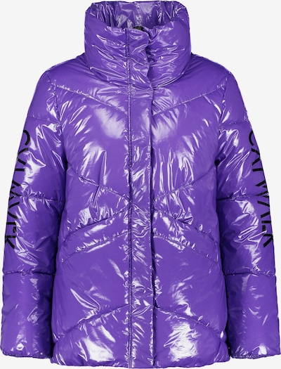 SAMOON Winter Jacket in Purple, Item view