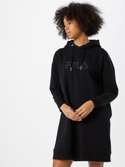 FILA Oversized dress 'TEO' in Black, View model