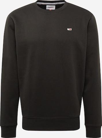 Tommy Jeans Collegetakki värissä musta