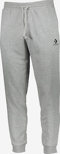 CONVERSE Hose in grau / schwarz, Produktansicht