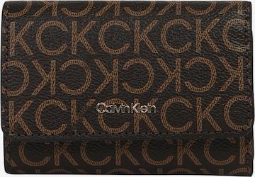 Calvin Klein Geldbörse in Braun